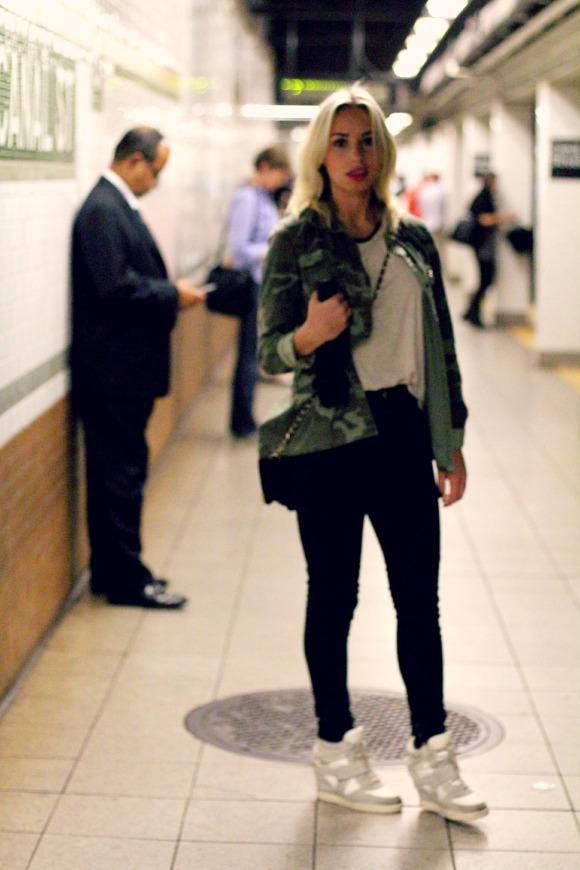 subway turn
